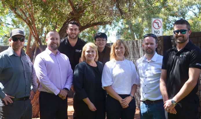 Mission Australia's Drug and Alcohol Youth Services (DAYS) team