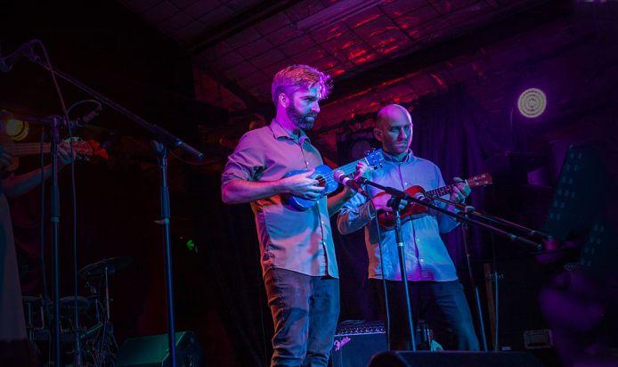 Tate Harris & Joel Rapaport