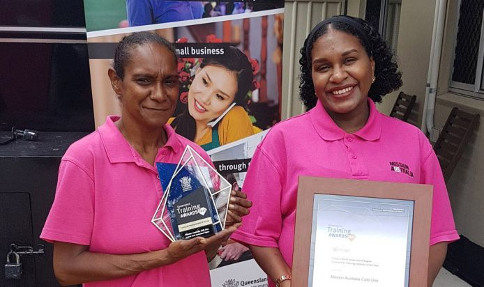 Café One makes an impact in Cairns