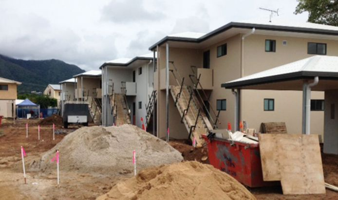 To have Housing First…Australia needs housing, first