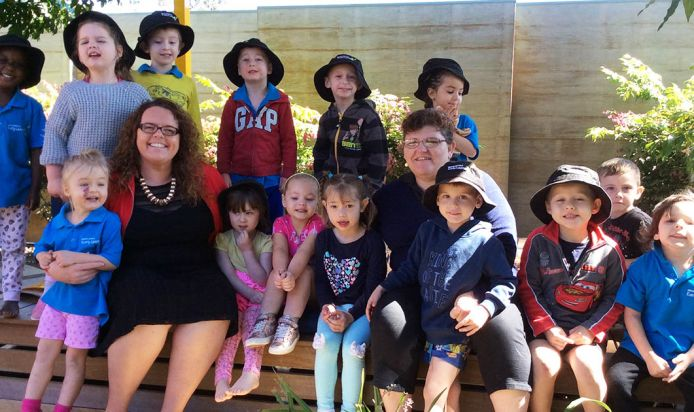 Mission Australia early learning Stockton calls for community support to rebuild yard after storm damage