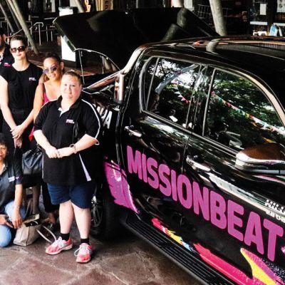 Missionbeat NT launch