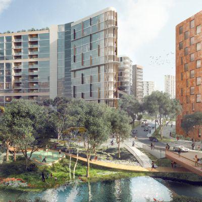 Ivanhoe estate to redefine housing
