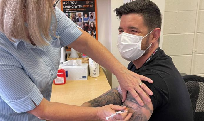 Vaccinationsfor Sydney's most vulnerable