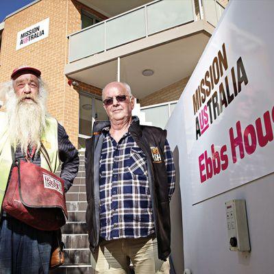 Generosity flows as Ebbs House opens