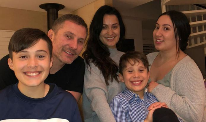 Patrick's family