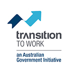 Transition to Work logo
