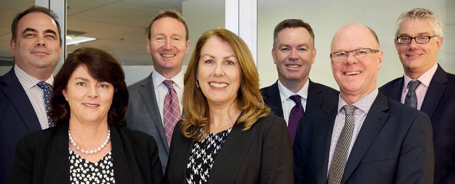 Mission Australia executive committee