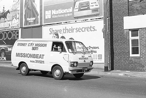 mission beat van in 1979