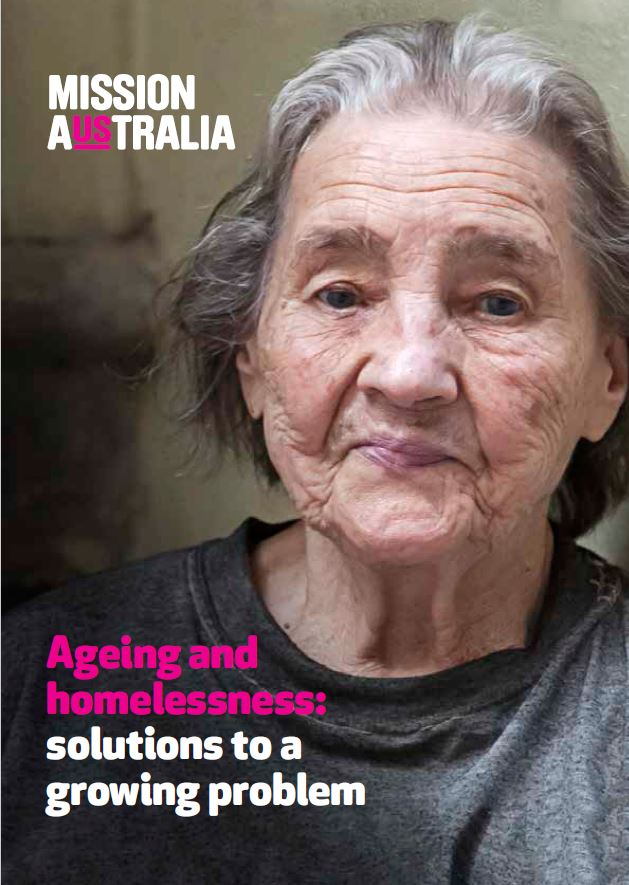 Ageing and Homelessness