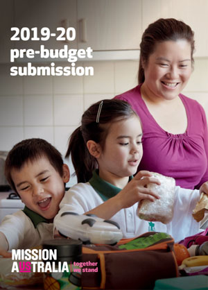 prebudget submission 2019 - 2020
