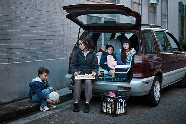 Domestic and family violence is a leading cause of homelessnesss in australia