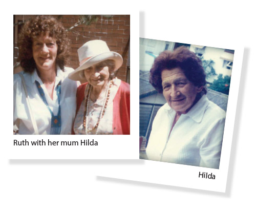 Photo of hilda and ruth