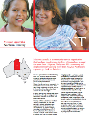 Cover image of State Report 2011 - NT