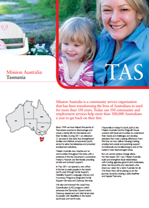 Cover image of State Report 2011 - TAS