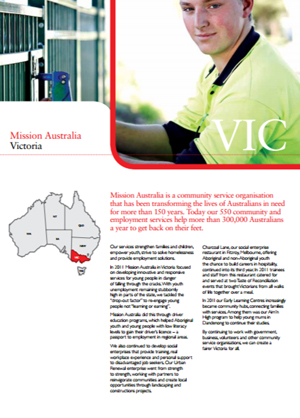 Cover image of State Report 2011 - VIC