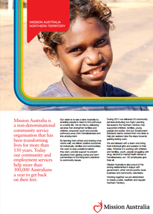 Cover image of State Report 2012 - NT