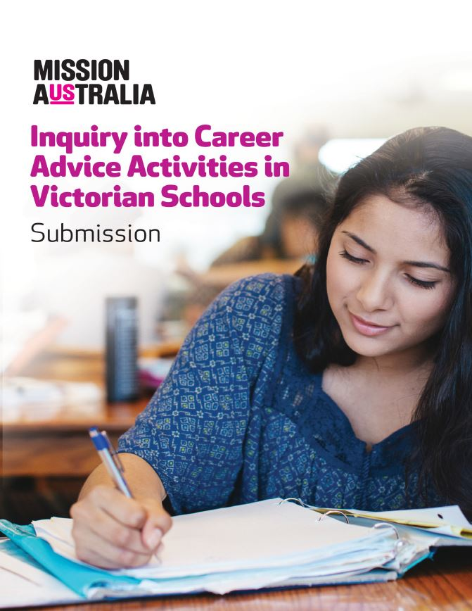 Inquiry into career advice in Victorian schools