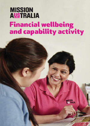 Financial wellbeing and capability activity thumbnail