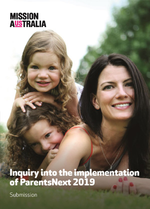 Inquiry into the Implementation of ParentsNext 2019