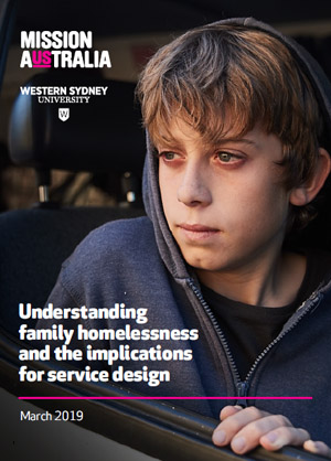 Understanding family homelessness and the implications for service delivery thumbnail