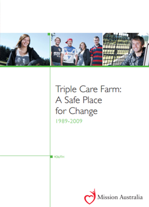 Screenshot of Triple Care Farm: A Safe Place for Change 1989-2009 - 2011