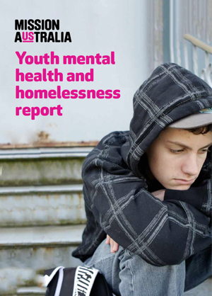 youth mental health homelessness report