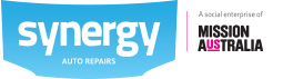 Synergy Repairs logo